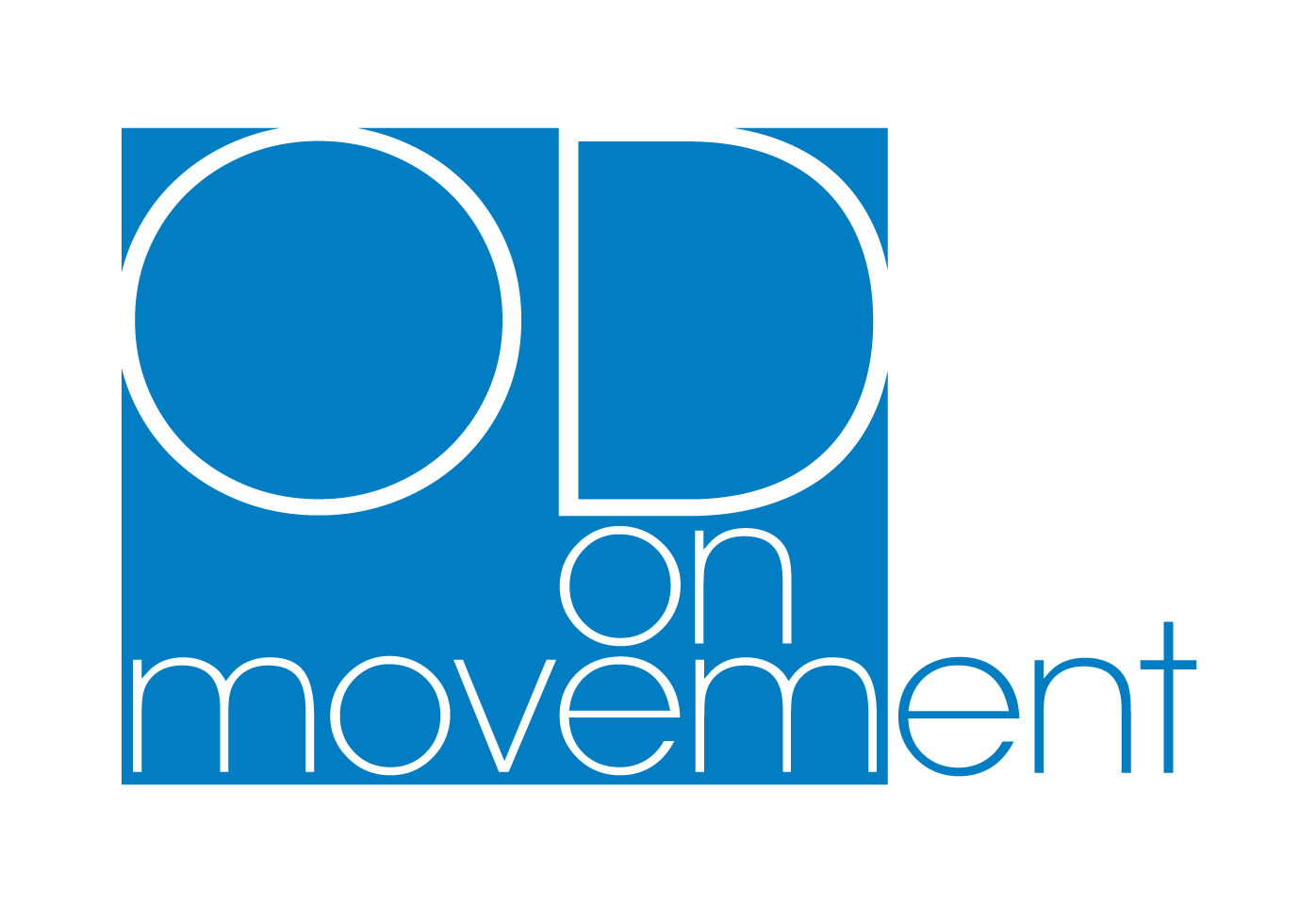 OD on Movement Logo
